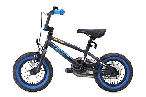 Bikestar Bicicletta Bambini 3 4 Anni Da 12 Pollici Bici Per Bambino Et Bambina Bmx Con Freno A Retropedale Et Freno A Mano