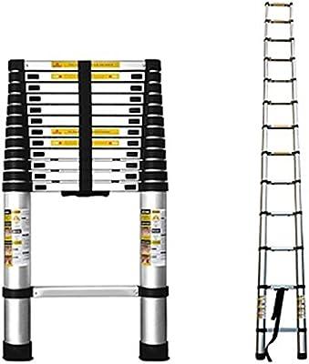 Escalera telescópica – Master Ladder – 3 M80: Amazon.es: Bricolaje y herramientas