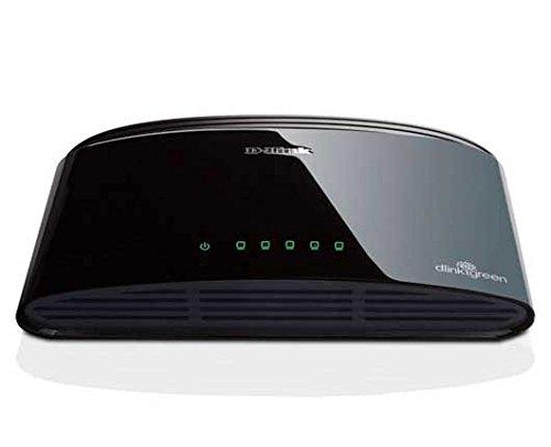 D-Link Network Switch DGS-1005G 5Port Gigabit Unmanaged Swit