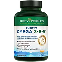"""Omega 3-6-9 Vegan/Vegetarian Omega Formula 