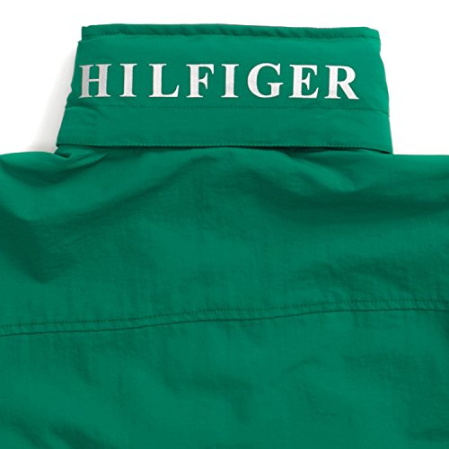 Verde Tommy Chaqueta Hombre Verde para Hilfiger XL aOTqX