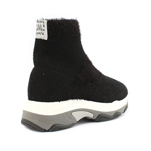 Nero NGBG Mohair F do 120 BIC MELINE Sneaker wqSHqI