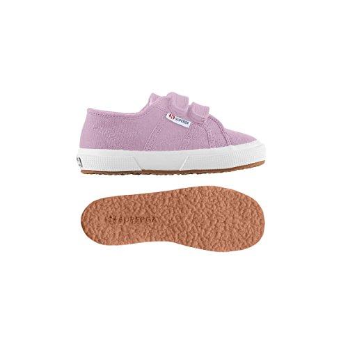 Superga - Sneaker S0038n0-944 Bambini e ragazzi, Multicolore (Lilac Chiffon), 40.5 (7 UK)