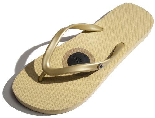 Kona Women's Gold pluggz Flop Flip BAdw5qw