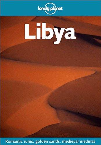 Lonely Planet Libya