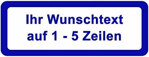 Bl/ümchen Adressaufkleber 1-5 Zeilen beschriftbar Adressetiketten 210 St/ück 54 x 25 mm