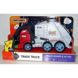 Waste Management Garbage Truck (Matchbox Waste Management Truck)