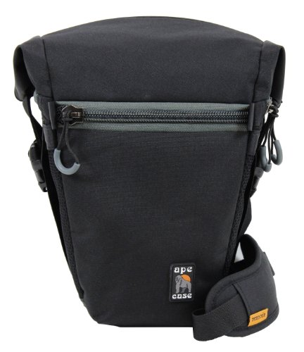 - Ape Case ACPRO840W Standard Expandable Holster Camera Cases (Black/Yellow)