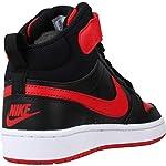 Nike-Court-Borough-Mid-2-GS-Scarpe-da-Basket-Unisex-Bambini