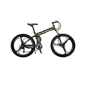 Extrbici KINGTTU G6 Mountain Folding Bike
