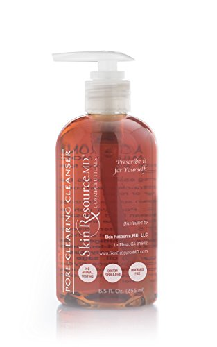 SkinResource.MD Pore-Clearing Cleanser for Acne-Prone Skin Sulfate-free Cleanses Deep within Pores
