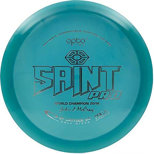 - Latitude 64 Opto Saint Pro John E McCray Signature Disc 160-169g