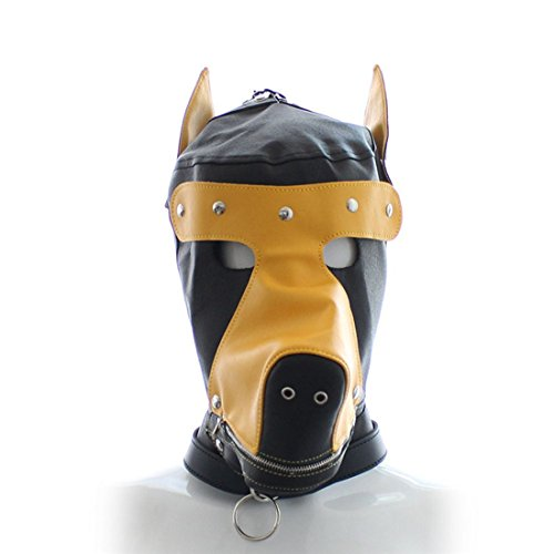 face harness ball gag - 6