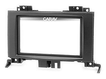 Amazon com: Carav 11-714 Car Stereo Radio installation frame