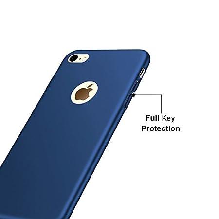 Anti-Rayures /Étui en Plastique enti/èrement Protecteur Dur Cover Case Protecteur d/écran en Verre tremp/é, Bleu Nubia Z17 Mini Coque Anti Empreintes digitales Housse Ultra Mince /& L/éger