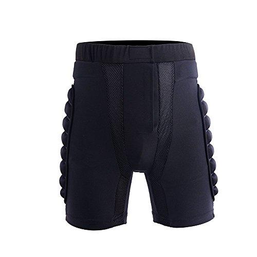 Autvivid Autvivivd 3D Padded Protective Shorts EVA Pad Guard Drop Resistance Pants Unisex