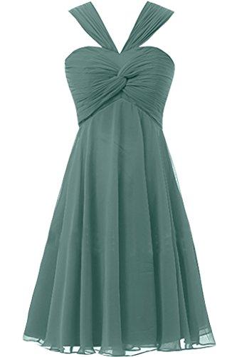 Missdressy - Robe - Femme -  turquoise - 50