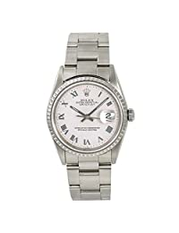 Rolex Datejust Automatic-self-Wind Male Watch 116200 (Certified Pre-Owned)
