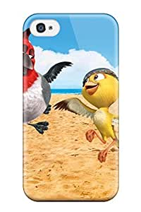 Hot Fashion TRRnhlb9531uPWqN Design Case Cover For Iphone 4/4s Protective Case (pedro And Nico In Rio Movie)