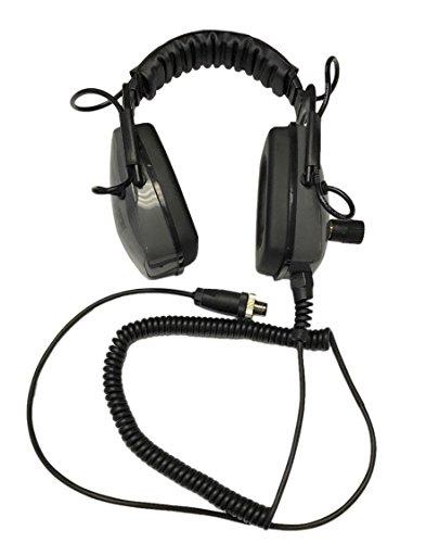 Gray Ghost Amphibian Headphones for Minelab CTX3030 Metal Detector