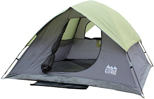 World Famous Sports 3-Person Camping Tent