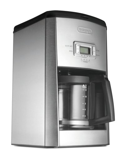 DeLonghi-DC514T-14-Cup-Programmable-Drip-Coffeemaker