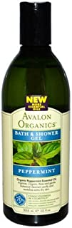 product image for Avalon Organics Gel Bth N Shwr Ppprmint