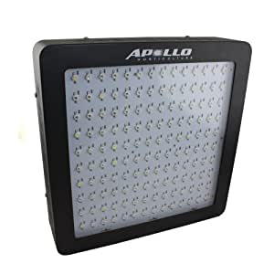Apollo Horticulture GL140X5LED Full Spectrum 700W LED Grow Light for Indoor Plant Growing