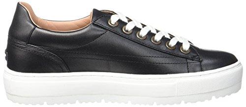 Schwarz Damen Sneaker 999 Sander Jn29122 Jil S1WFHan