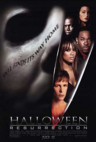 Tyra Banks Halloween (Halloween: Resurrection POSTER Movie (11 x 17 Inches - 28cm x 44cm))