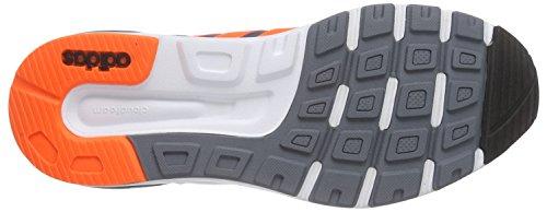 8Tis Corsa Scarpe Naranja da Narsol Uomo Cloudfoam Plomo Multicolore Negbas Negro adidas Gris Oq6x5FwnEI
