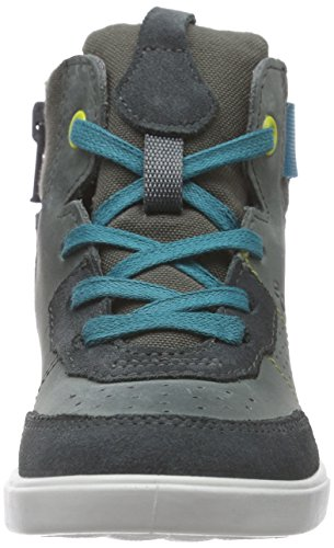 Ecco SHAY Jungen Hohe Sneakers Grün (GREENGABLES/GREENGABLES 58686)