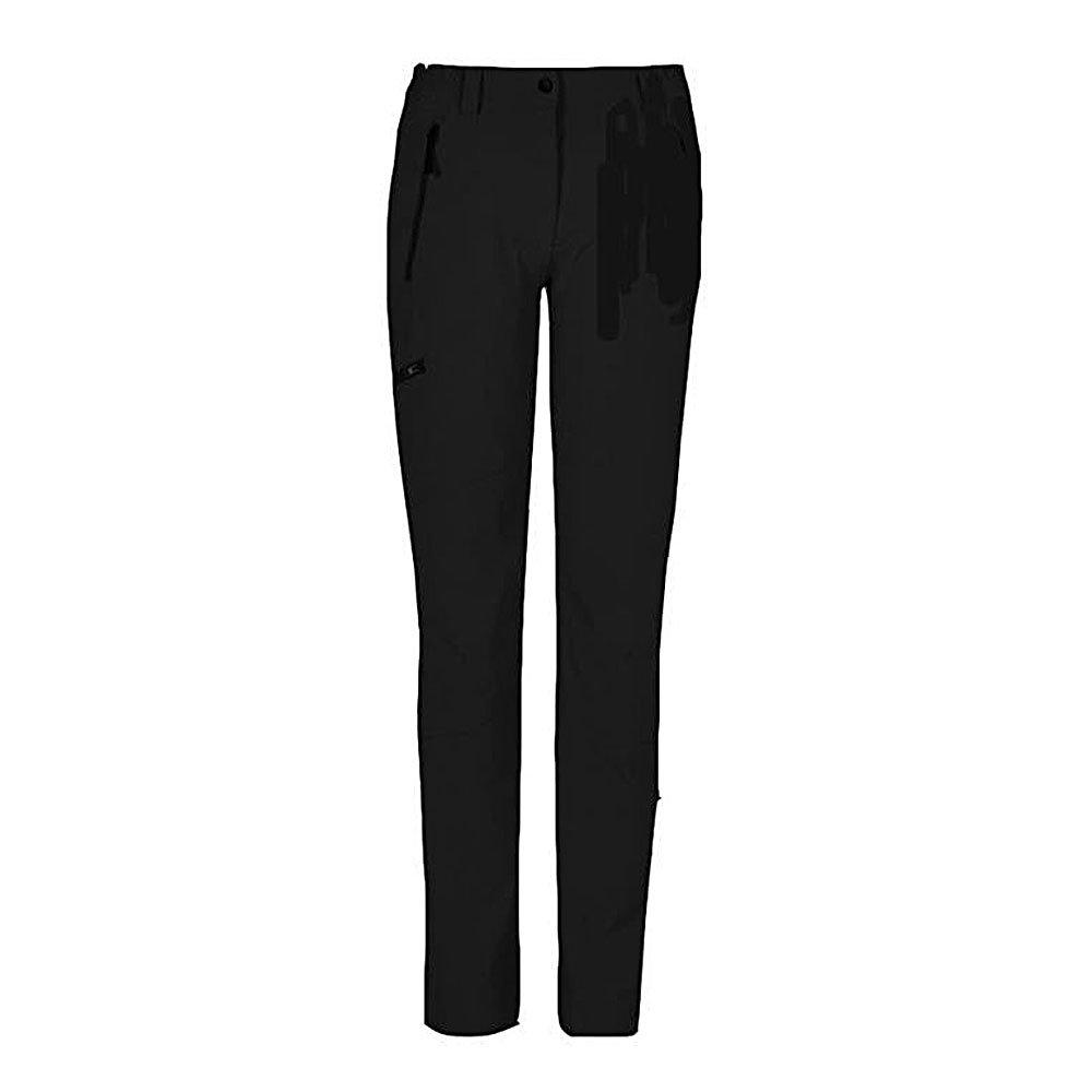 Hot Sportswear Santiago 4-Way-Stretch Trekking Pants damen - schwarz