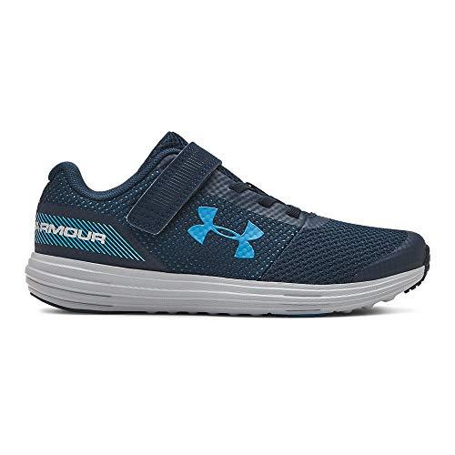 re School Surge RN Alternate Closure Sneaker, Academy (402)/Mod Gray, 1 ()
