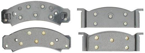 Raybestos PGD14 Professional Grade Organic Disc Brake Pad Set