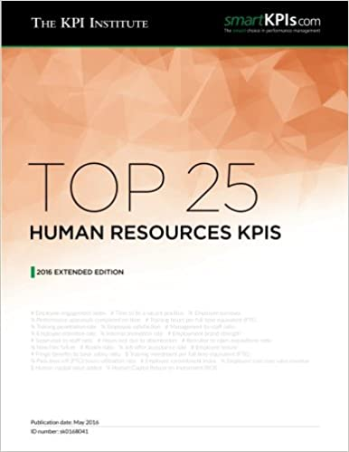 ebook Human Resources KPIs