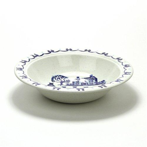 Provincial Blue by Poppytrail, Metlox, Vernonware Vegetable Bowl