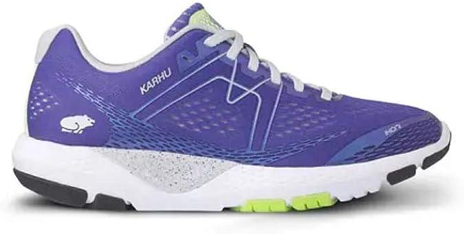 Karhu Ikoni Ortix, Liberty Purple/Sharp Green para mujer, color, talla 38 EU: Amazon.es: Zapatos y complementos
