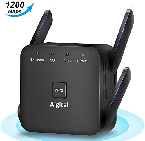 Aigital Wifi Range Extender 5ghz 2 4ghz 1200mbps Wifi Repeater Wireless Signal Booster 360 Degree Full Coverage Wifi Signal Booster Amplifier Wps Function For Home Armenian American Reporter