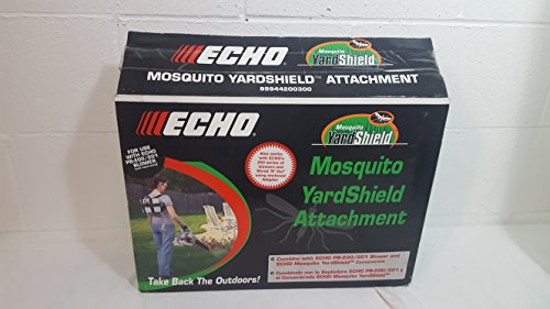 - Echo Mosquito Yardshield Attachment