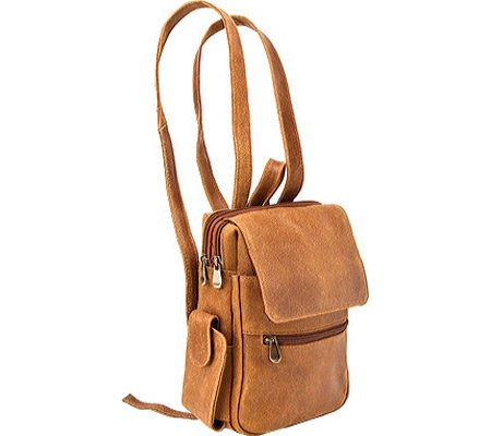 le-donne-leather-distressed-leather-womens-backpack-purse-tan