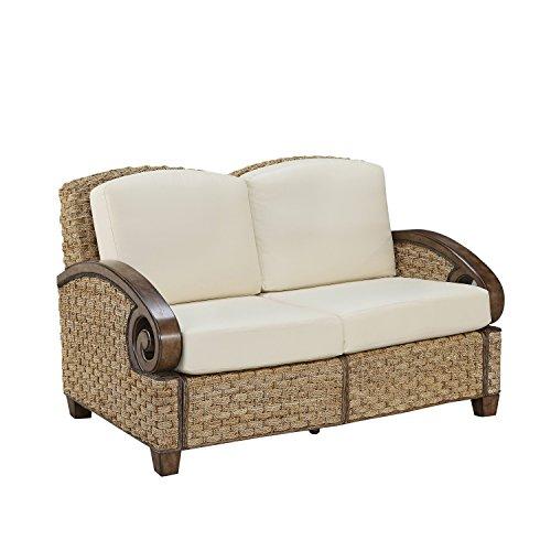 Home Styles 5405-60 Cabana Banana III Love Seat, Honey Finish (Cabana Banana Iii Love Seat By Home Styles)