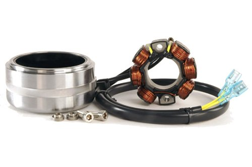 Trail Tech (S-8360A 90W Stator/Flywheel ()