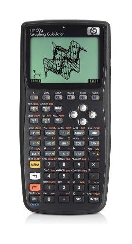HP 50g Graphing Calculator by HP