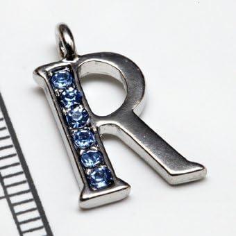 【イニシャルパーツ】 R (ブルー)