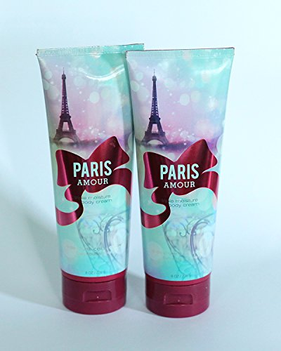 Bath and Body Works Paris Amour Body Cream Lot of 2