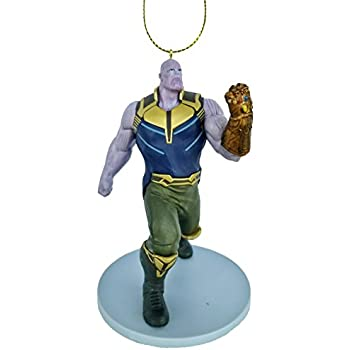 Amazon Com Thanos Infinity War Figurine Holiday Christmas Tree