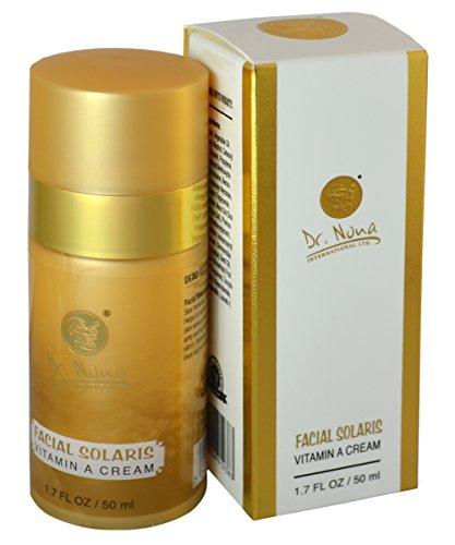 Nourishing Face Lotion - Dr. Nona International Facial Solaris Vitamin A Nourishing Face Cream, 50ml