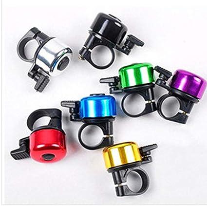 Sport Fahrrad Fahrrad Glocke Metall Horn Ring Sicherheit Sound Alarm Lenker G XJ