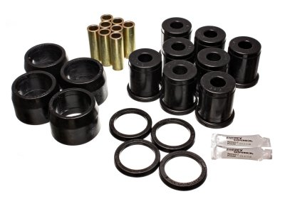 Energy Suspension 3.3151G Rear End Control Arm Bushing Set (V8 Suspension Energy)